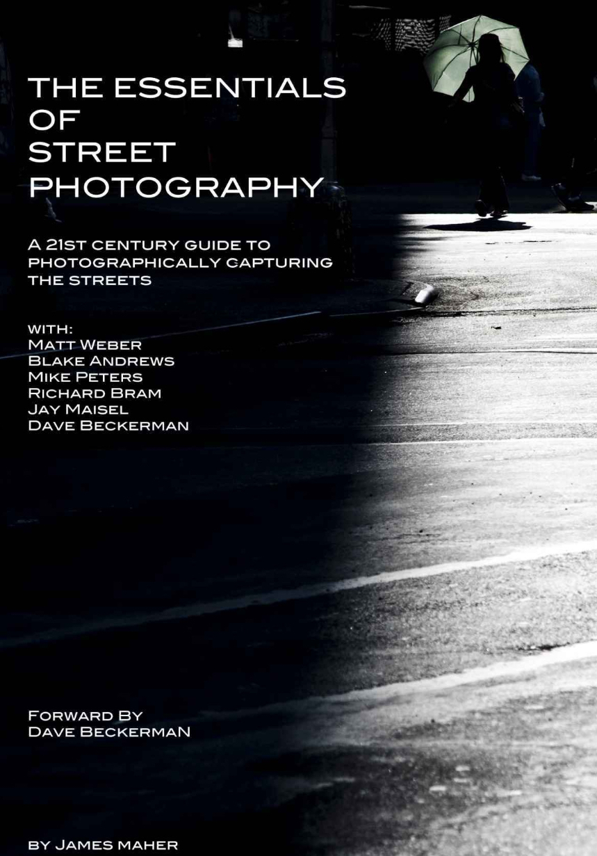 the essentials of street photography