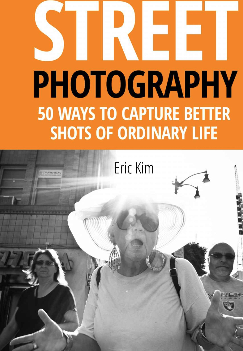 BETTER SHOT FOR STREET PHOTOGRAPHY