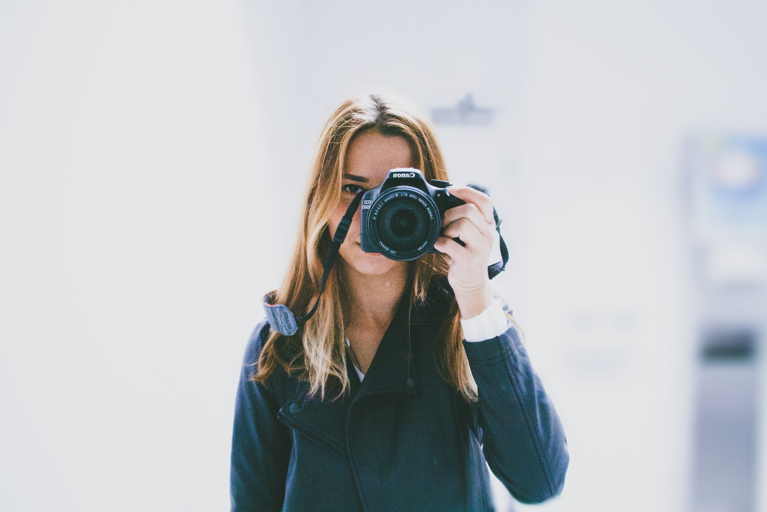 start photo blog