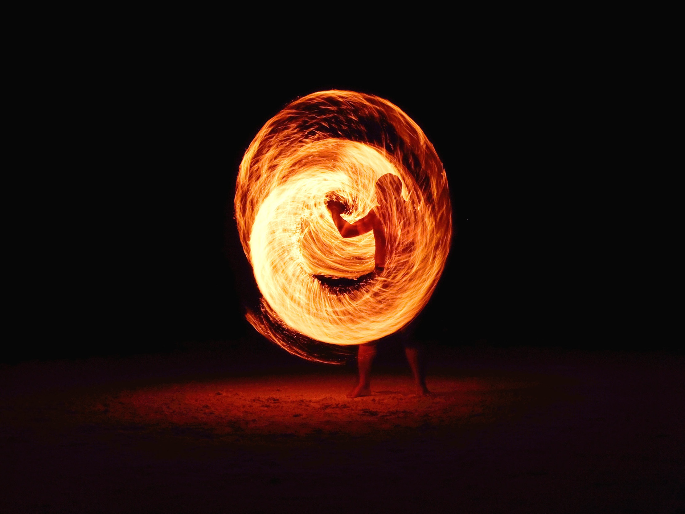 fire+photography