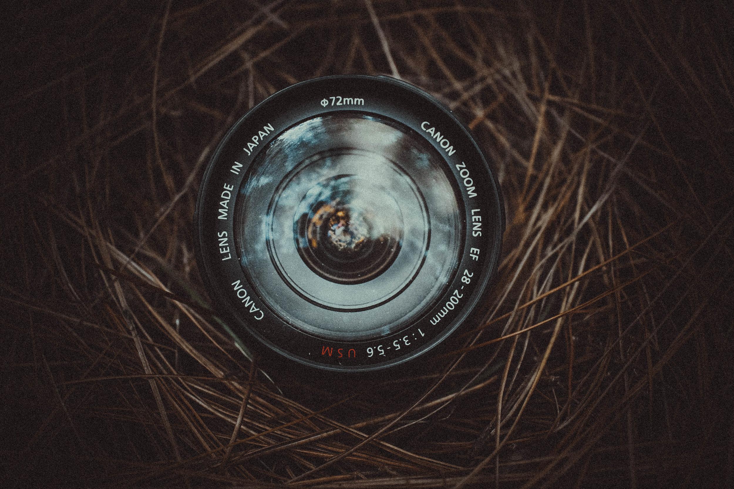 professional lens