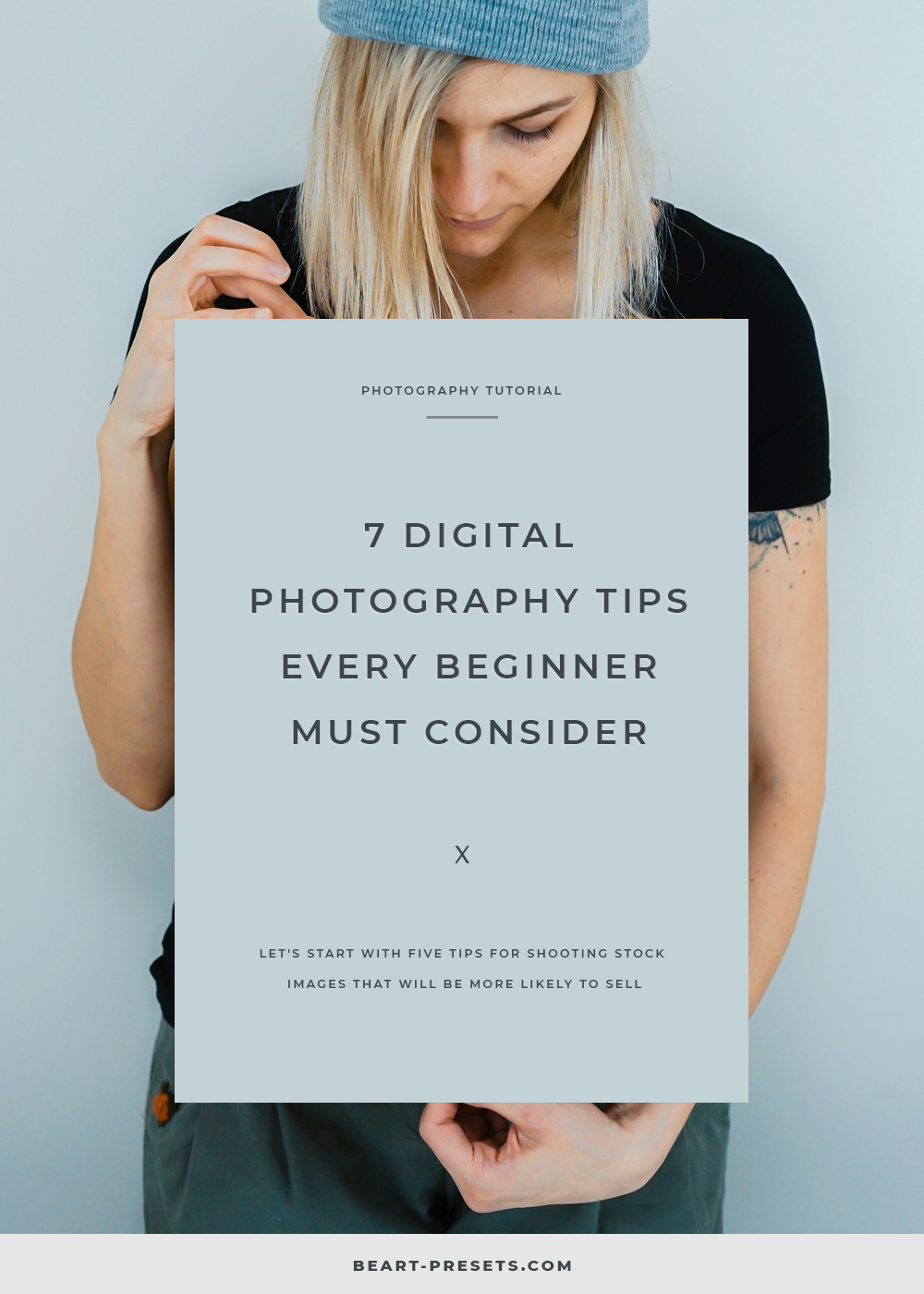 photography tips for beginner