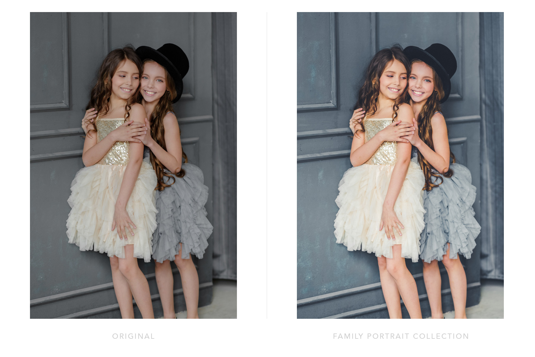 Children and family lightroom presets, photoshop actions and acr presets