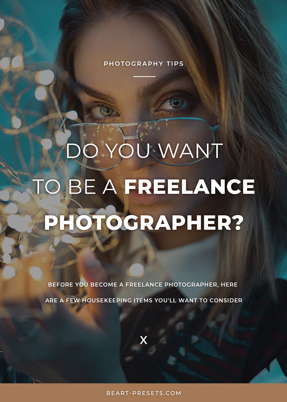 Do you want to be a freelance photographer?