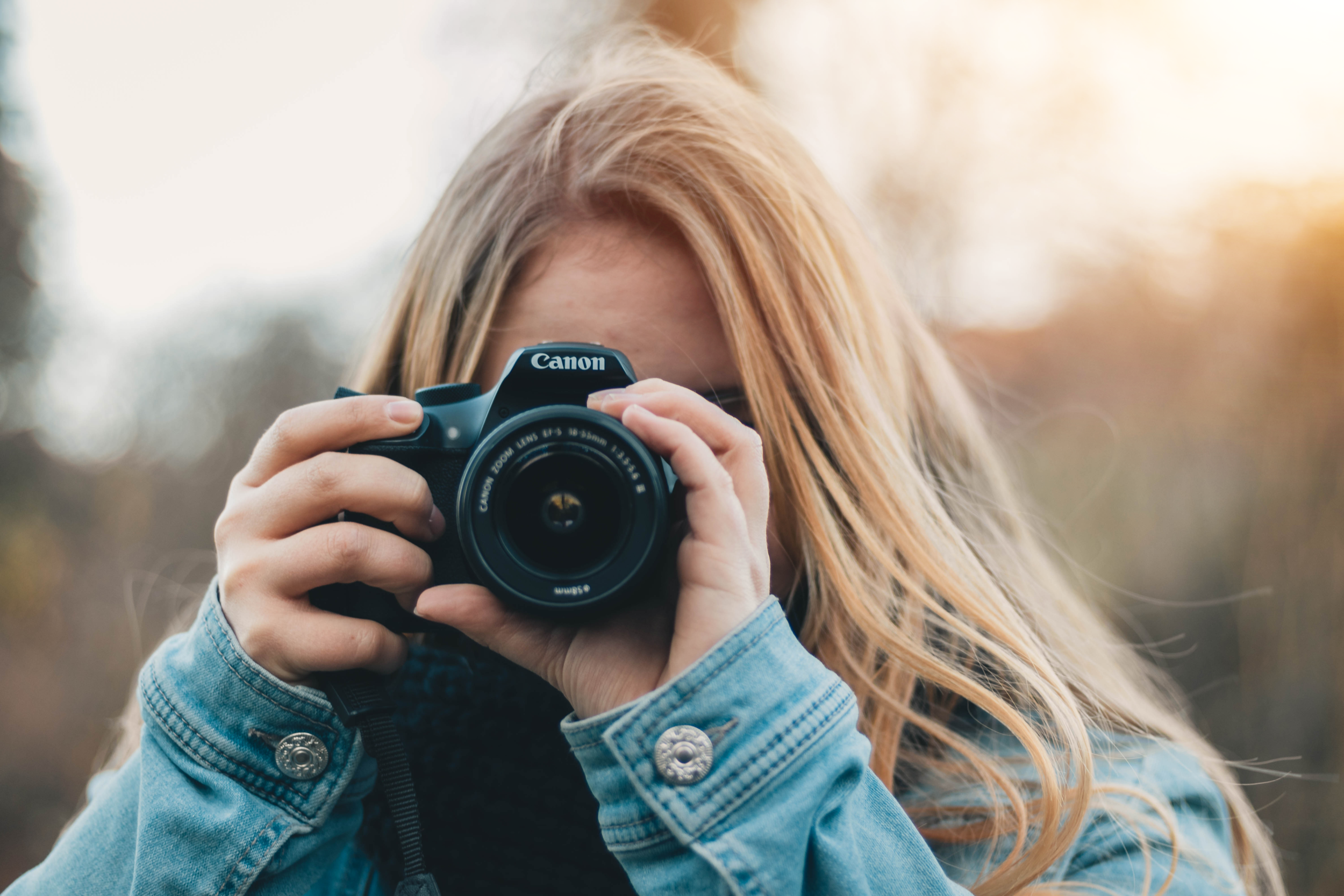 take you camera