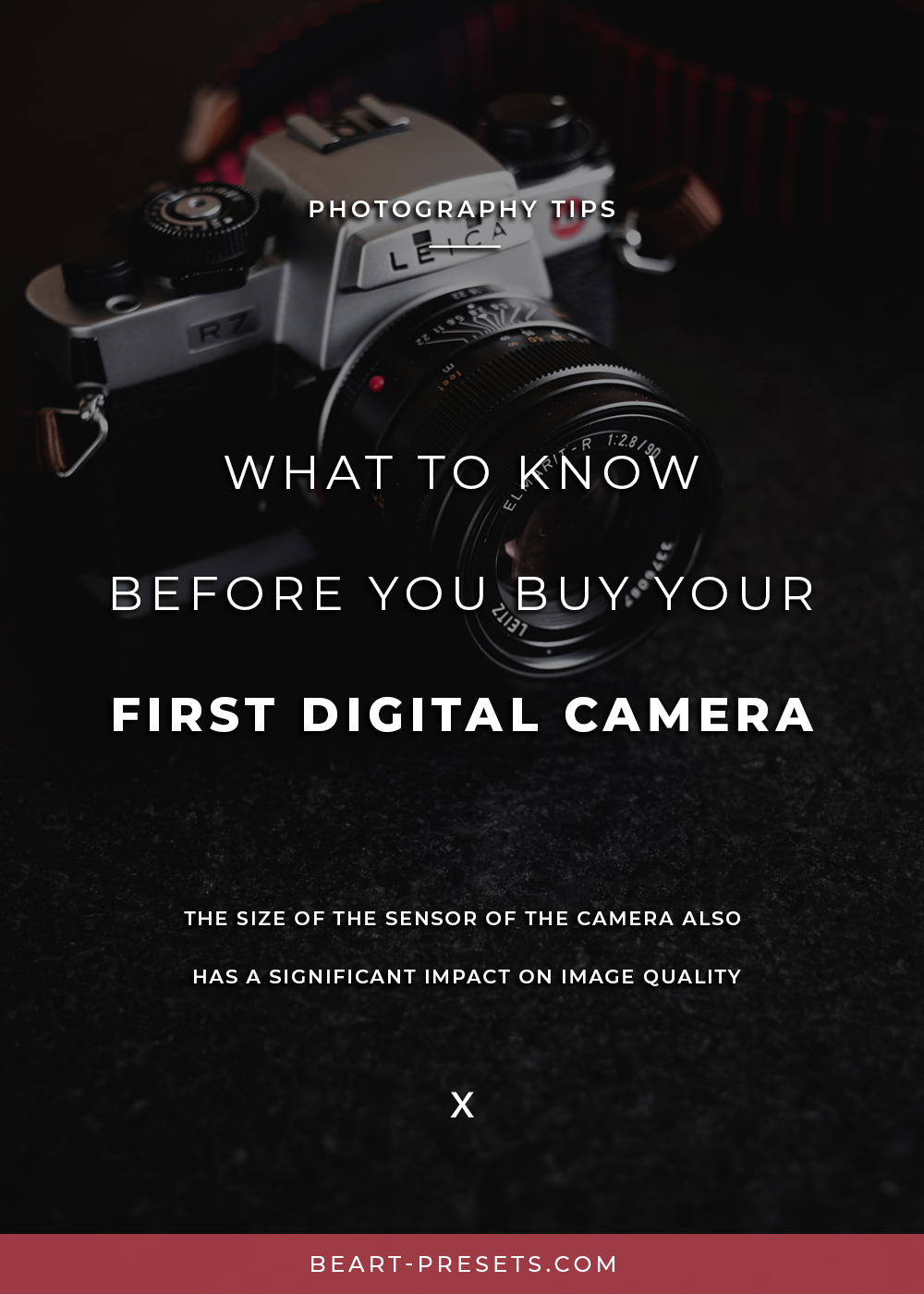 buy your first digital camera