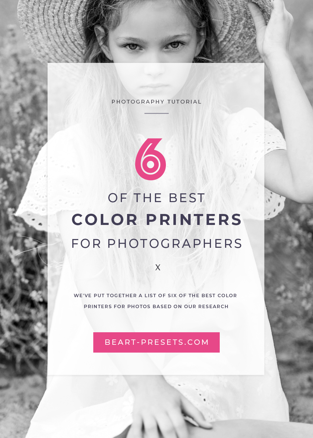 THE best color printers for photos