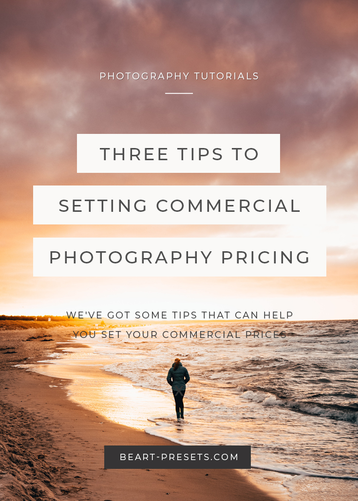 Commercial Photography Pricing