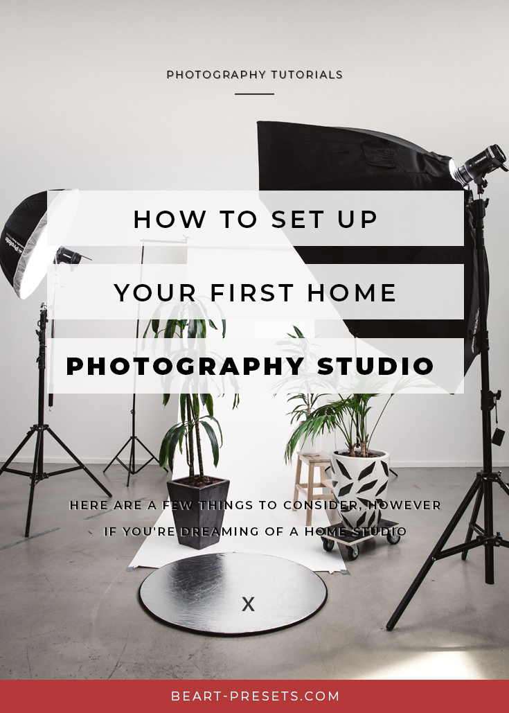 first photography studio