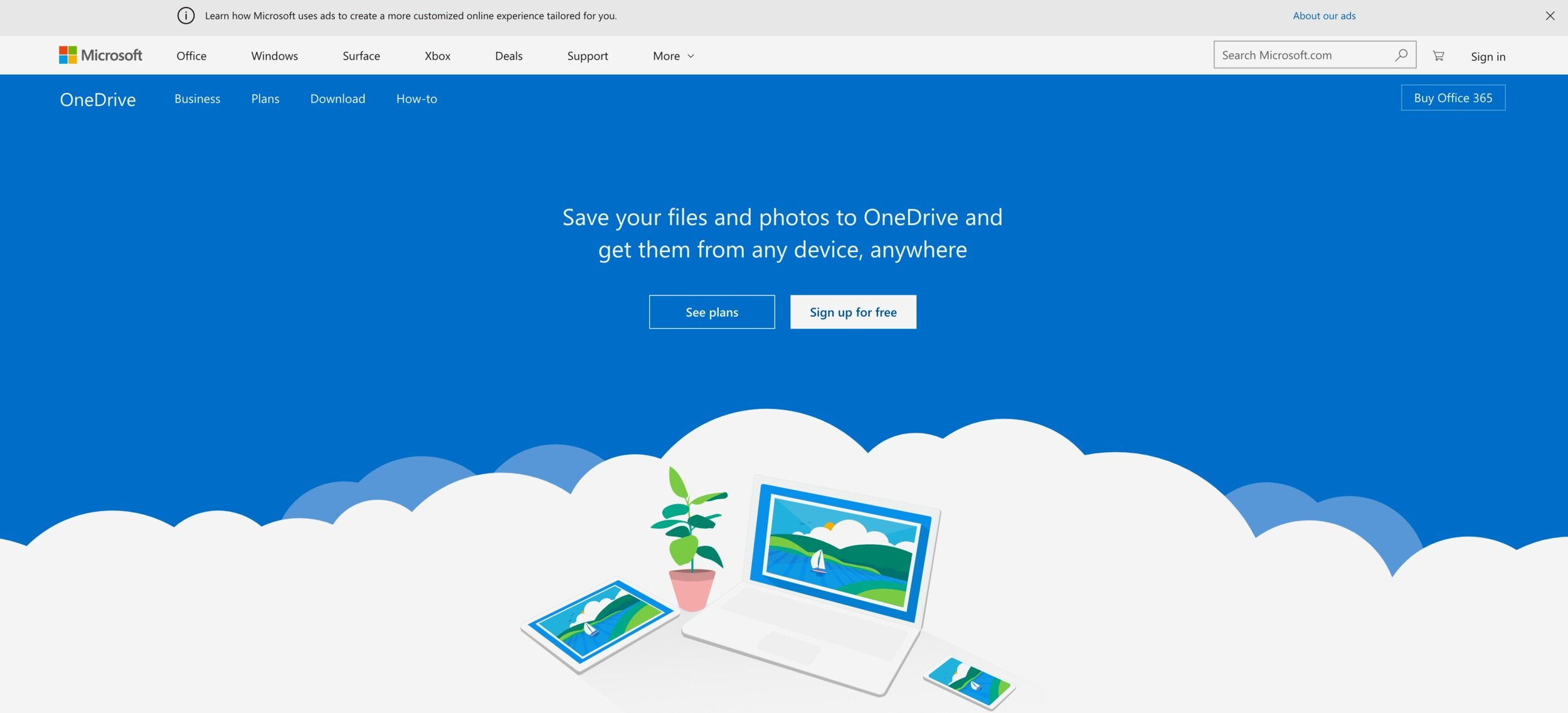 microsoft photo backup