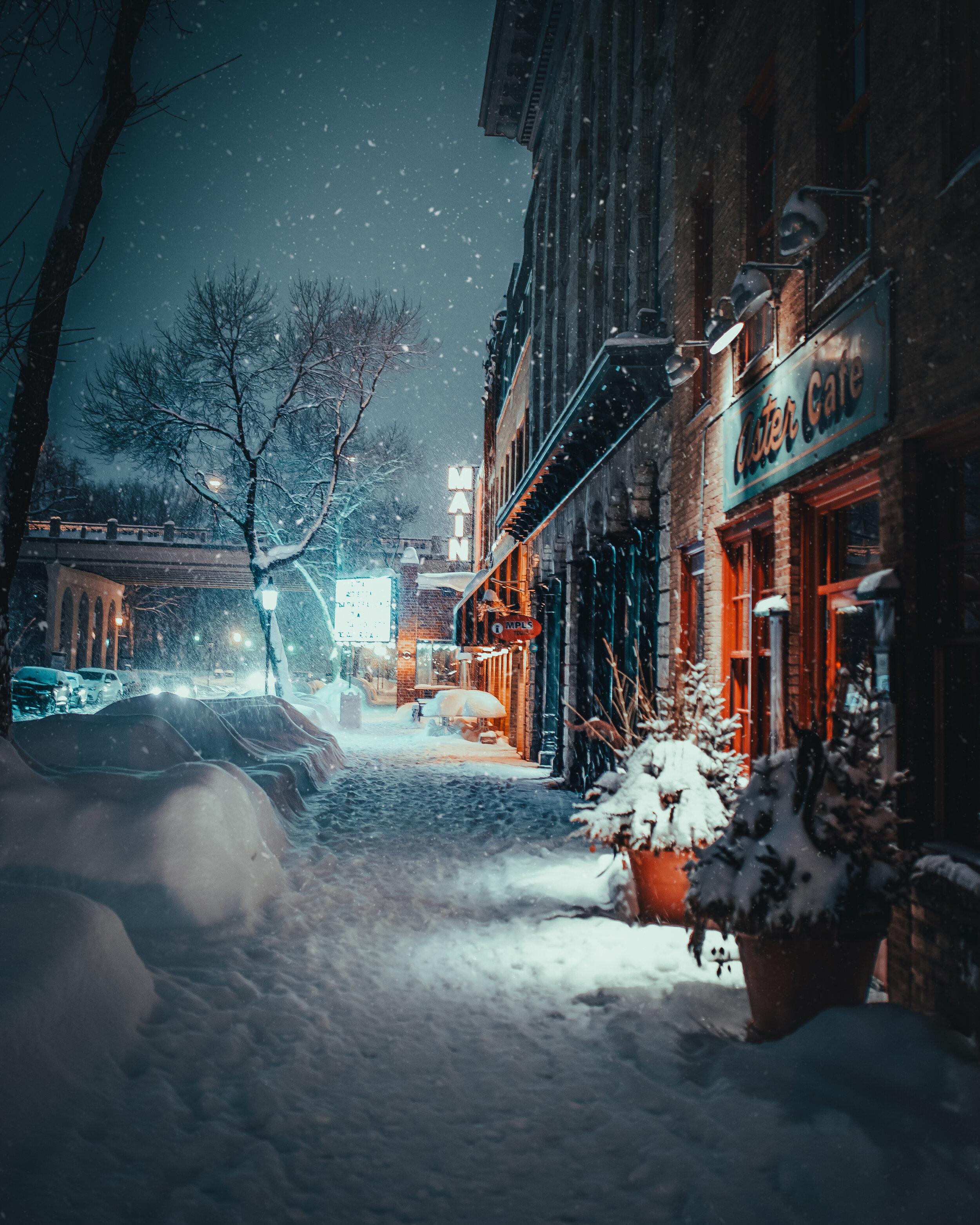 冬季的照片