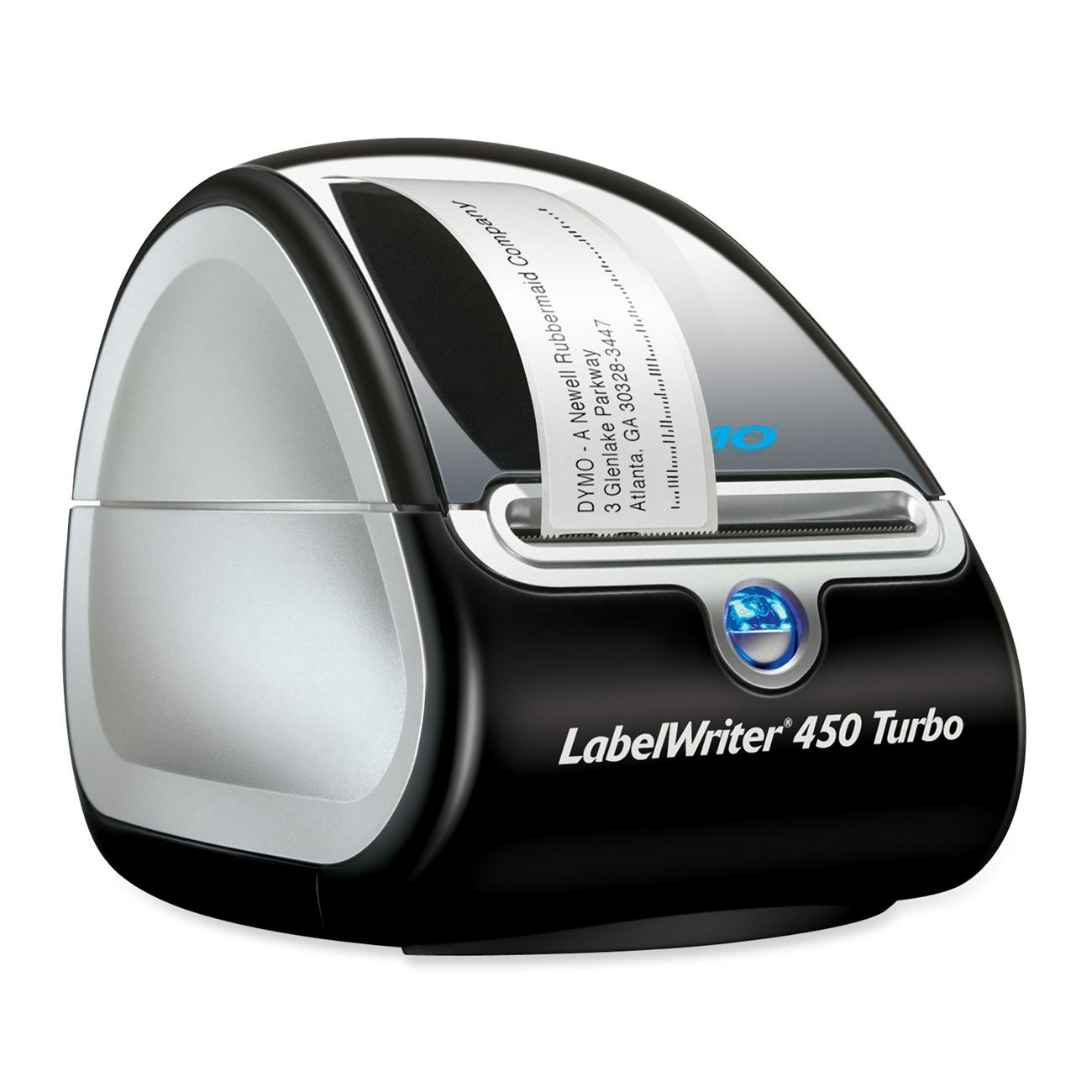 $99  - Dymo LabelWriter 450 Turbo Barcode Printer - Compatible with Lightspeed Onsite Only