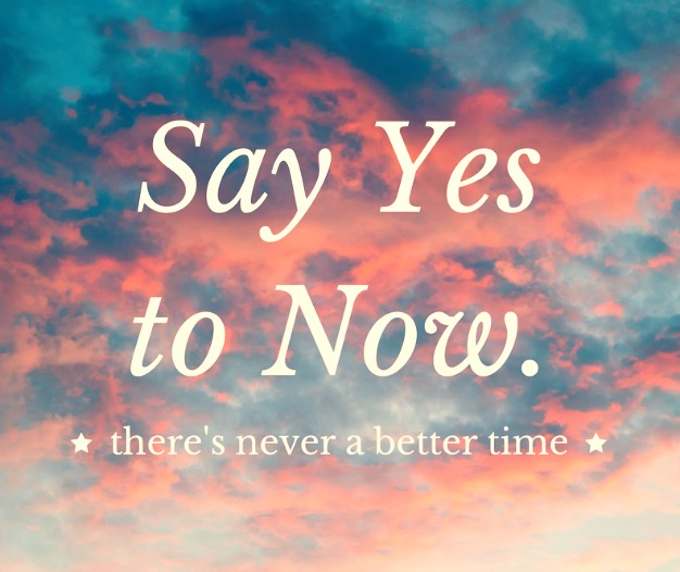 say yes to now sky graphic