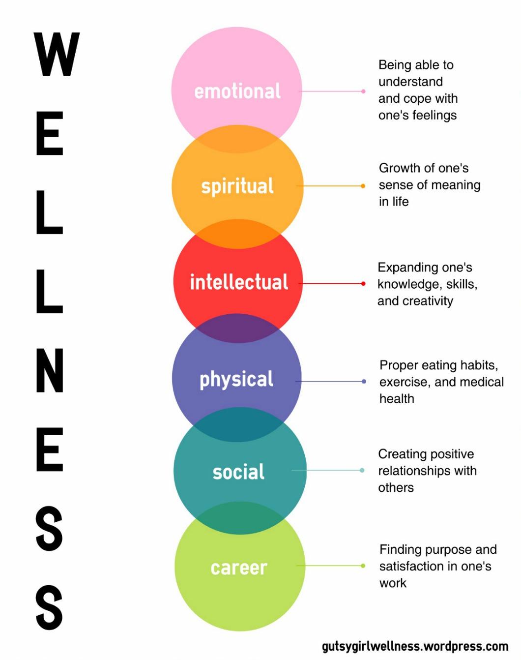 wellness infographic