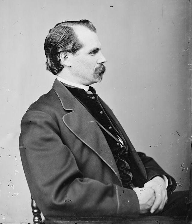 Thaddeus Lowe ca. 1865