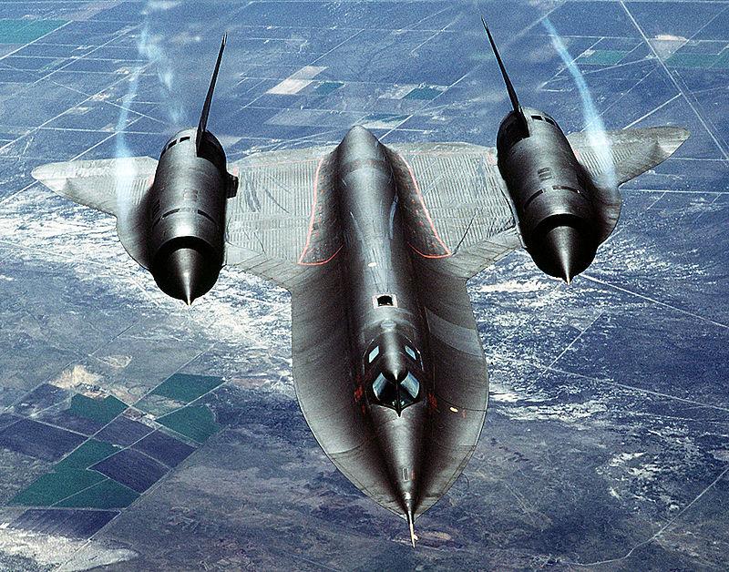 A production SR-71A