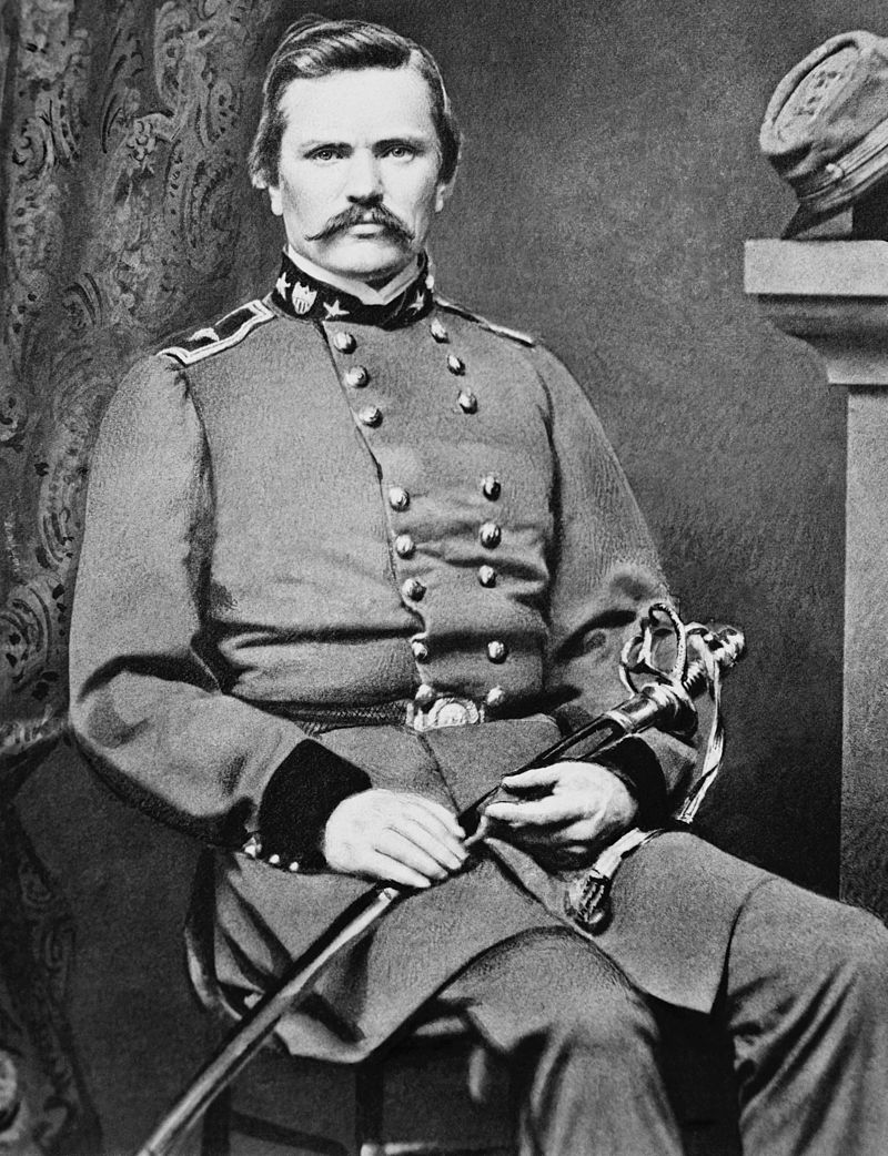 BRIGADIER GENERAL SIMON B. BRUCKNER WAS THE MOST EXPERIENCED SOUTHERN COMMANDER AT FORT DONELSON, HAVING SERVED A NUMBER OF YEARS IN THE REGULAR ARMY PRIOR TO THE CIVIL WAR. HE WOULD BECOME THE FIRST CONFEDERATE GENERAL OFFICER TO SURRENDER TO THE UNION ARMY DURING THE WAR. HE WAS LATER RETURNED TO THE SOUTH THROUGH A PRISONER EXCHANGE AND HELD A NUMBER OF OTHER COMMANDS DURING THE REMAINDER OF THE WAR. AFTER THE WAR, HE ENTERED POLITICS, EVENTUALLY BECOMING THE GOVERNOR OF KENTUCKY, HE DIED IN 1914. SOURCE: PUBLIC DOMAIN.