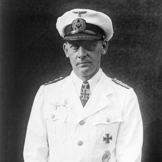 Captain Theodore Detmers. A veteran of the German Navy during the Inter-war period, Detmers was held as a prisoner in Australia following the battle with Sydney. He was released in 1947, but was unable to serve in the postwar navy owing to a stroke he suffered in captivity. He died in 1976 at the age of 74. Photo source: Wikipedia.