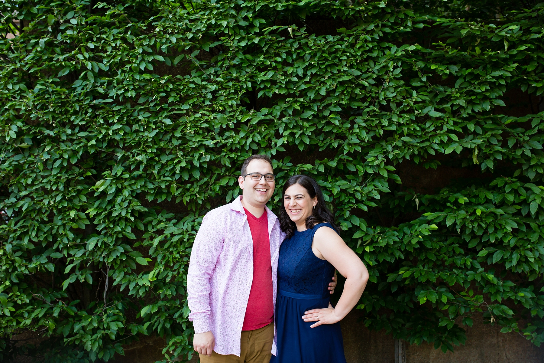@Amy Sims Photography | New York Wedding Photography | Heather & Ian | Forest Hills | Engagement Shoot