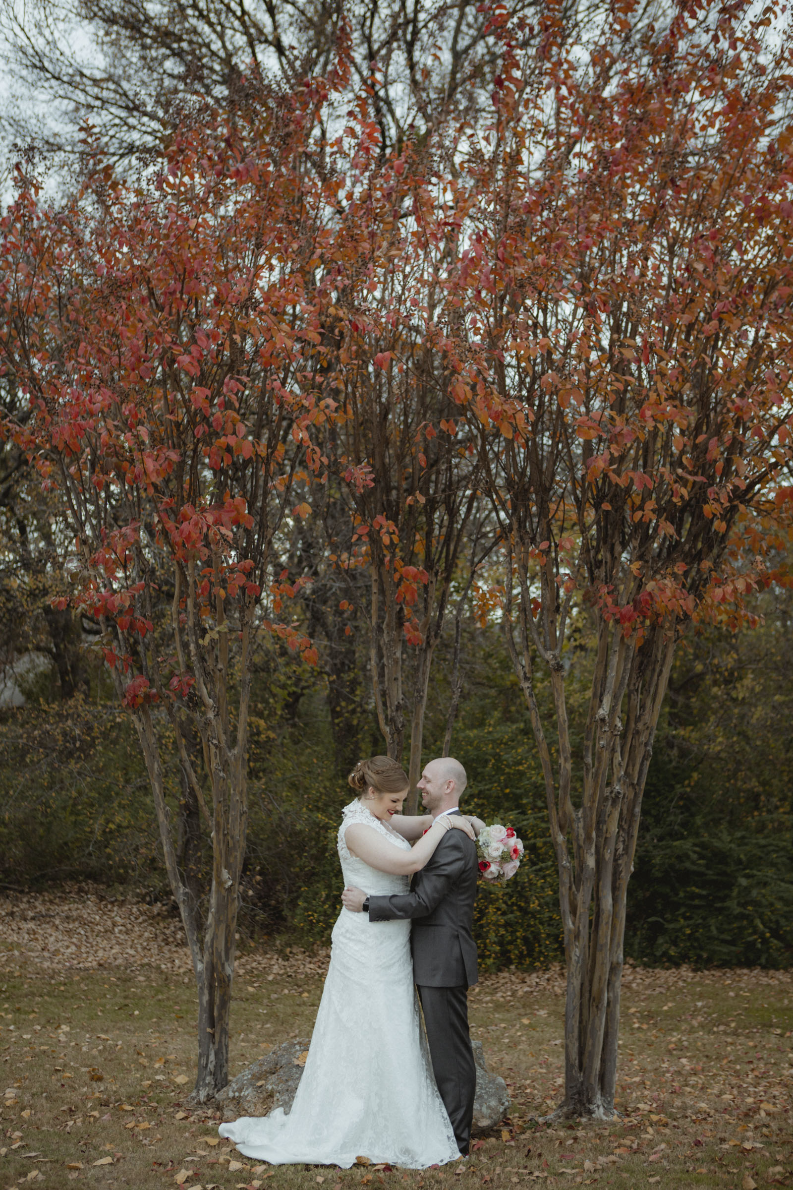 Outdoor Fall Wedding | Shelley & Eric | Amy Sims Photography
