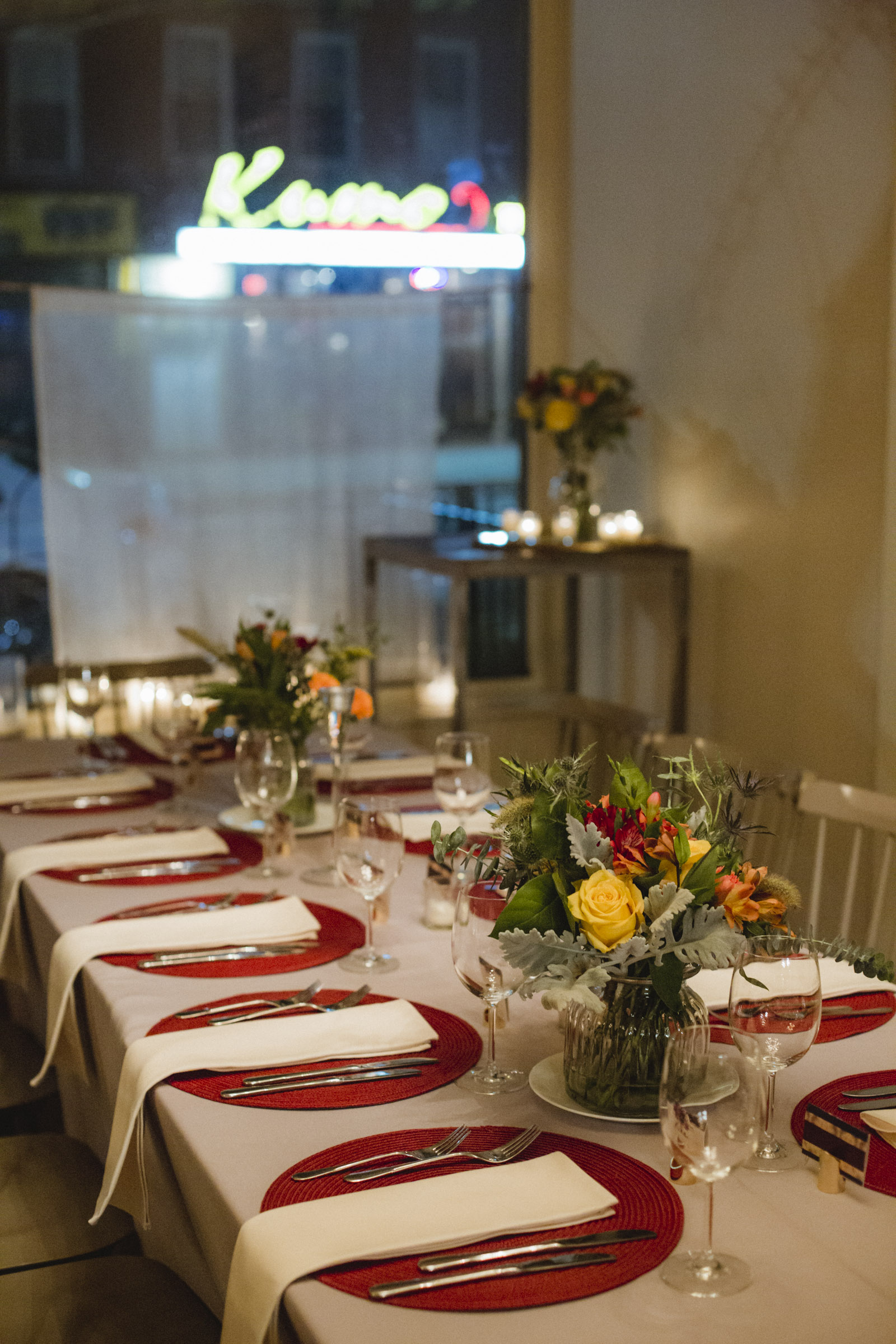 Amy Sims Photography | New York Wedding Photographer | Brooklyn Wedding | Naturally Delicious Private Dinning Room