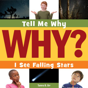 I See Falling Stars - Tamra B Orr