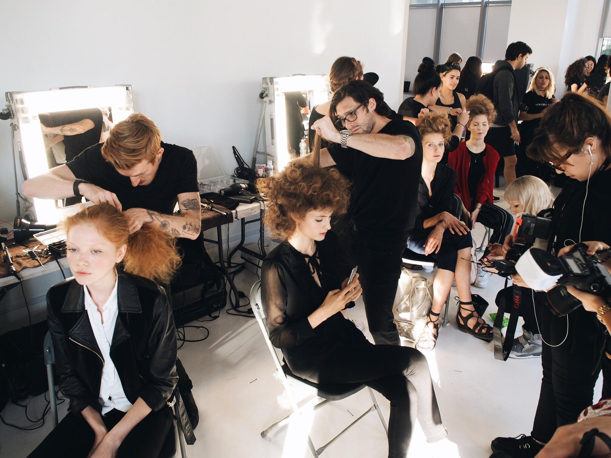 NYFW New York Fashion Week Day Three Recap OOTD Reem Acra R&Co. Backstage Taylr Anne www.taylranne.com