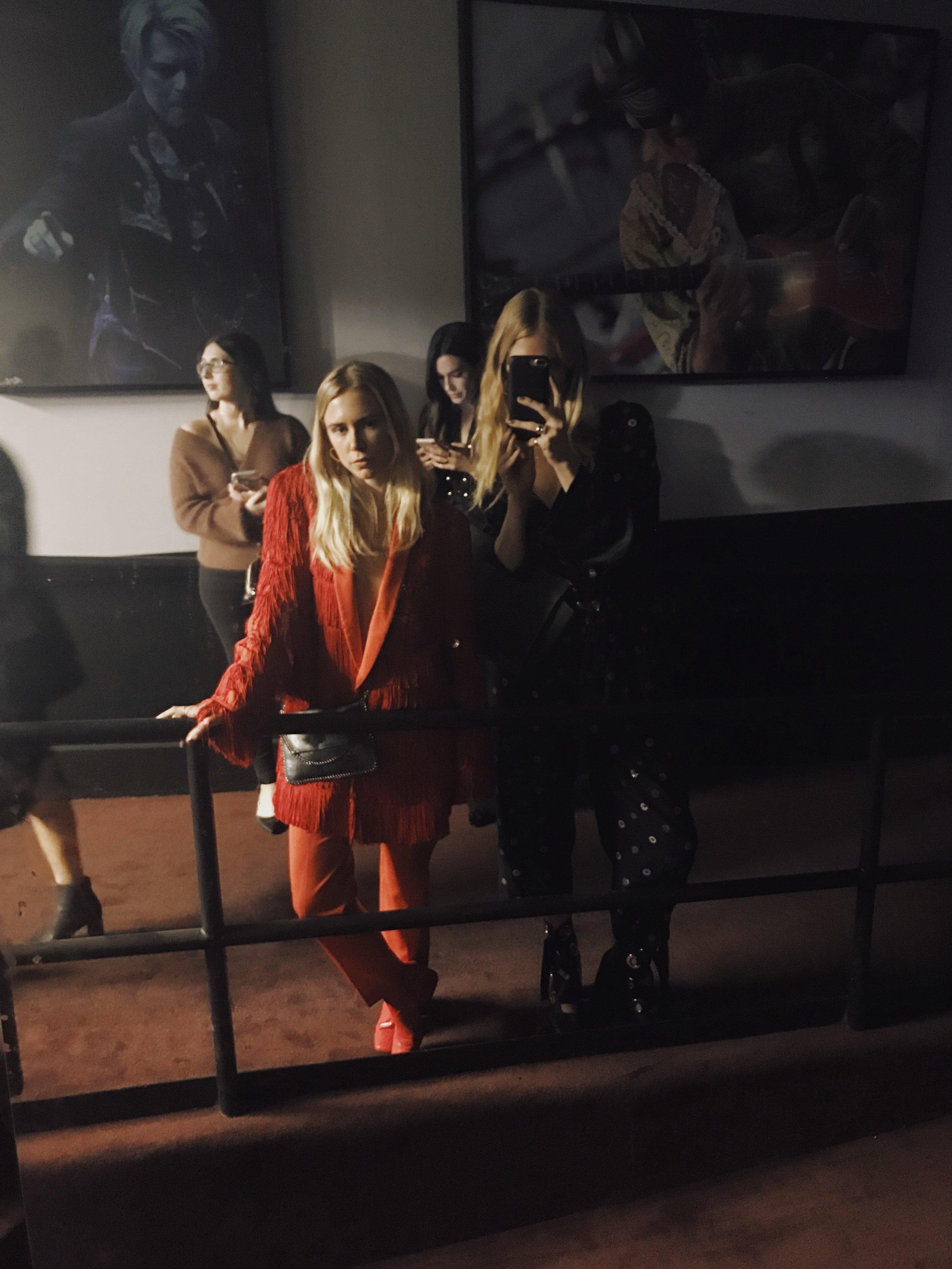 Stella McCartney Los Angeles Autumn 18 Launch Party Taylr Anne