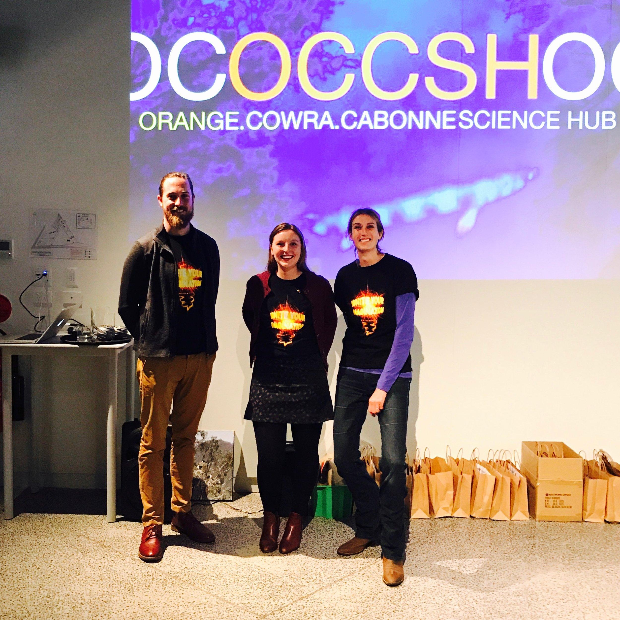 Science Forum - Orange Regional Museum