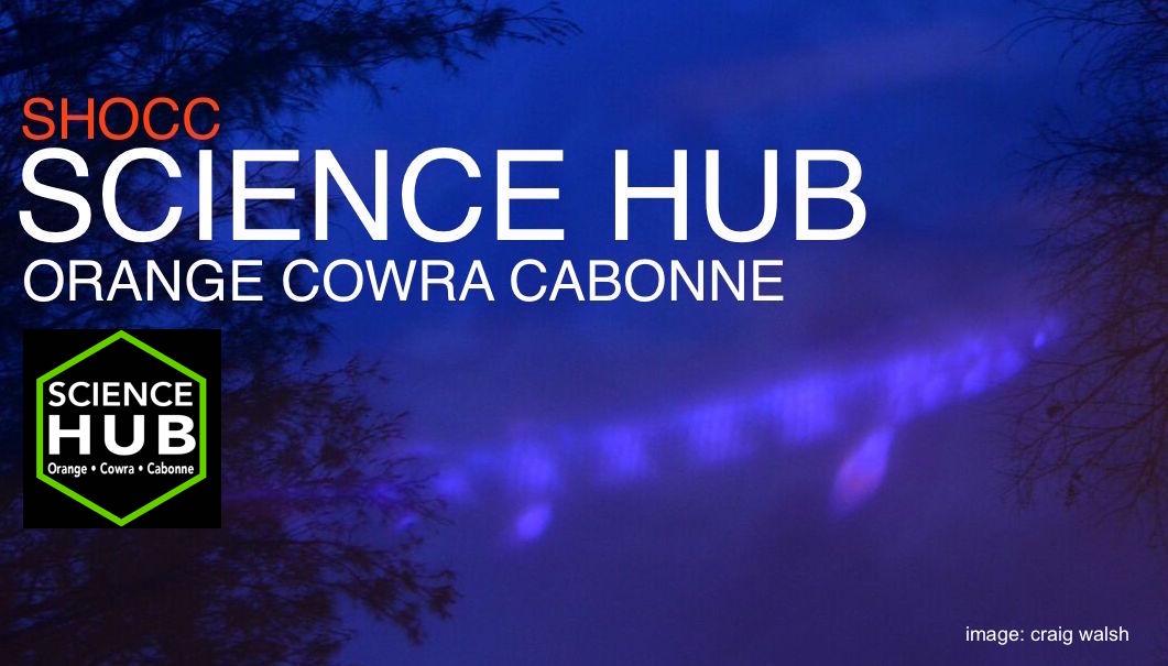 ORANGE COWRA CABONNE SCIENCE HUB