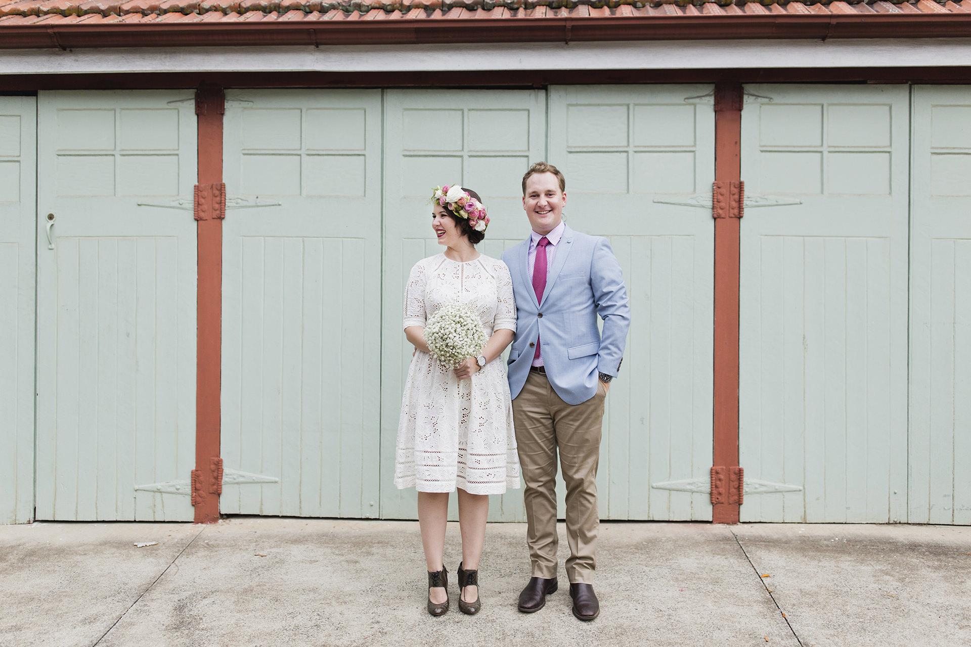 Brisbane wedding photography vintage style