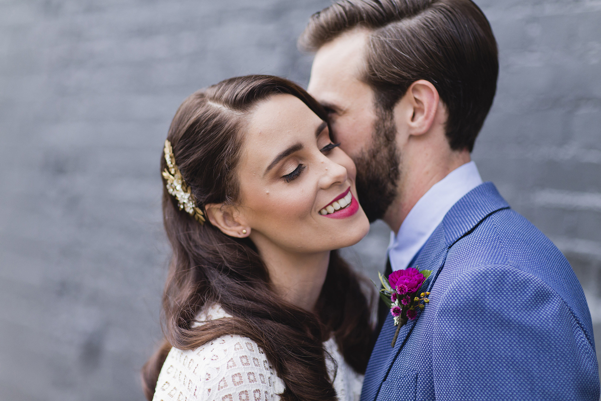 Casual Brisbane wedding photography