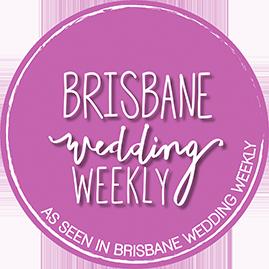 Brisbane wedding weekly
