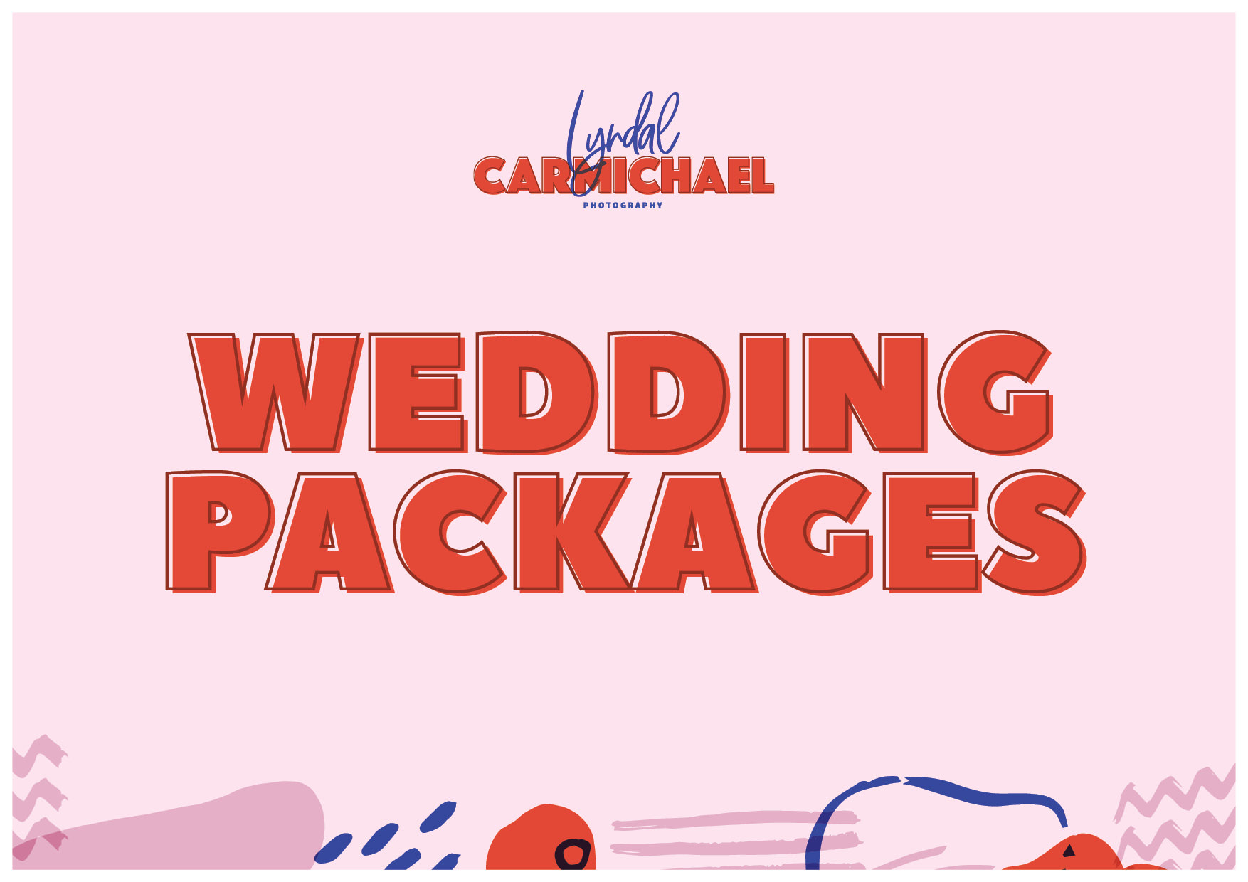 Wedding packages pricing
