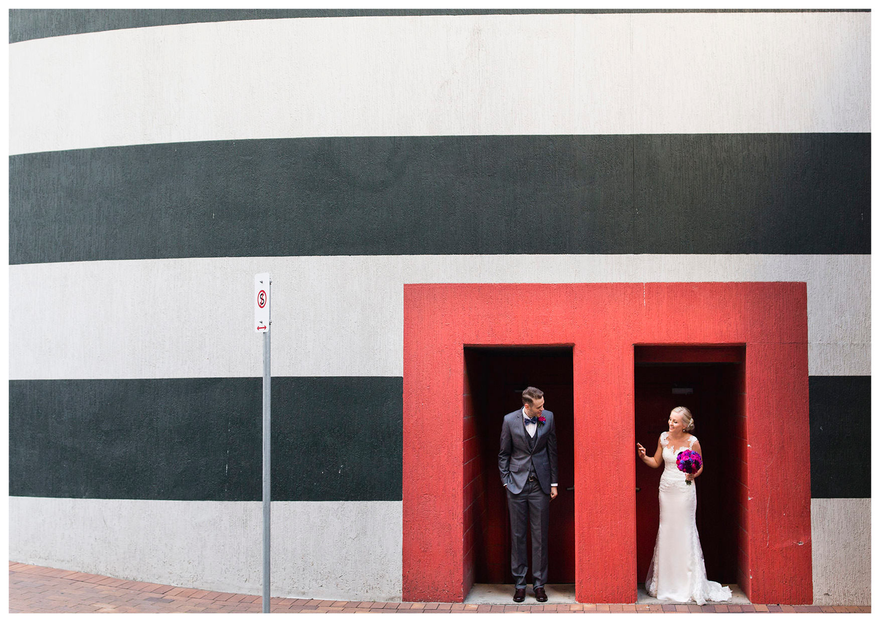 Brisbane CBD wedding photography