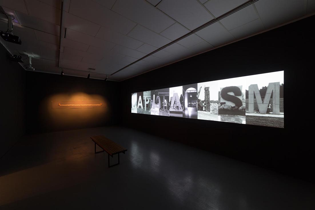 Planning for Tomorrow,  2016, installation view Contemporary Art Centre of SA. Photograph by Sam Roberts.