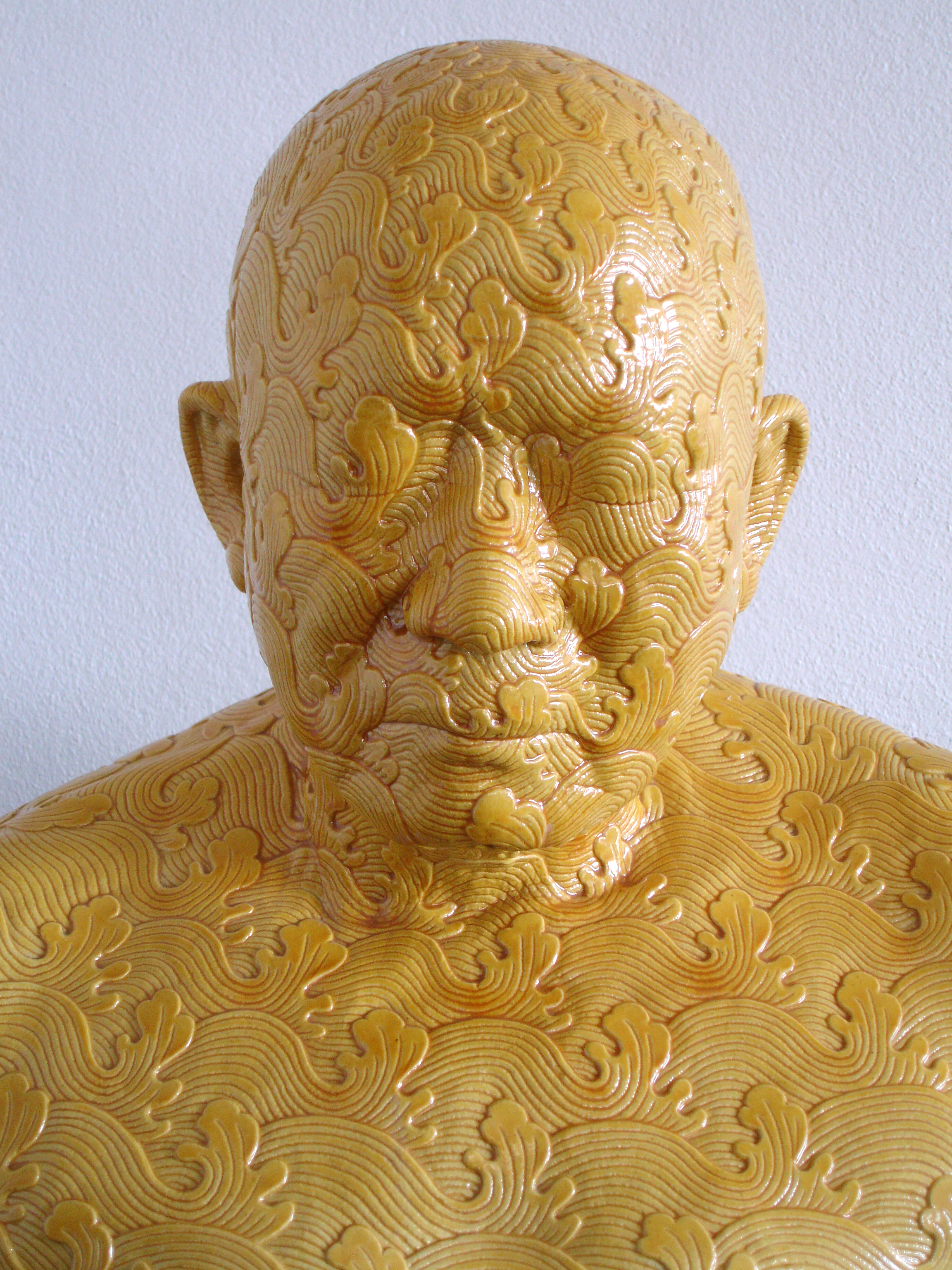 Ah Xian,  China, China – bust 45,  1999, porcelain. Courtesy of the artist.