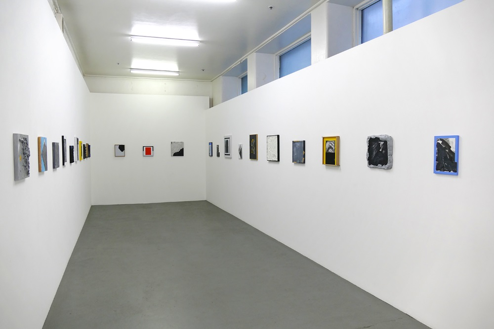 Sean Bailey,  Process and Entropy ,  Daine Singer , Melbourne, installation view, 2017.