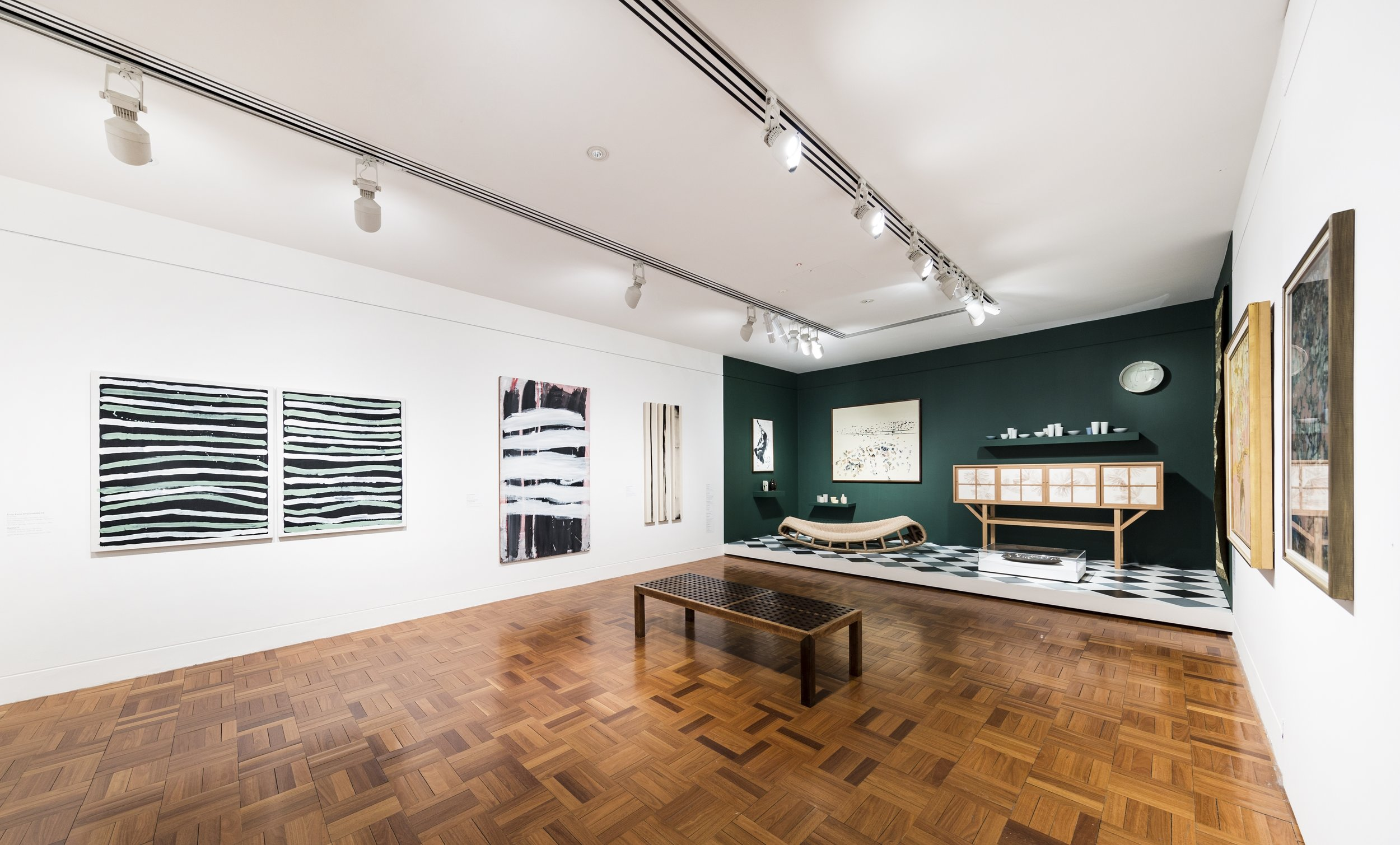 Installation view  You, me, us, them,  Art Gallery of South Australia, 2017