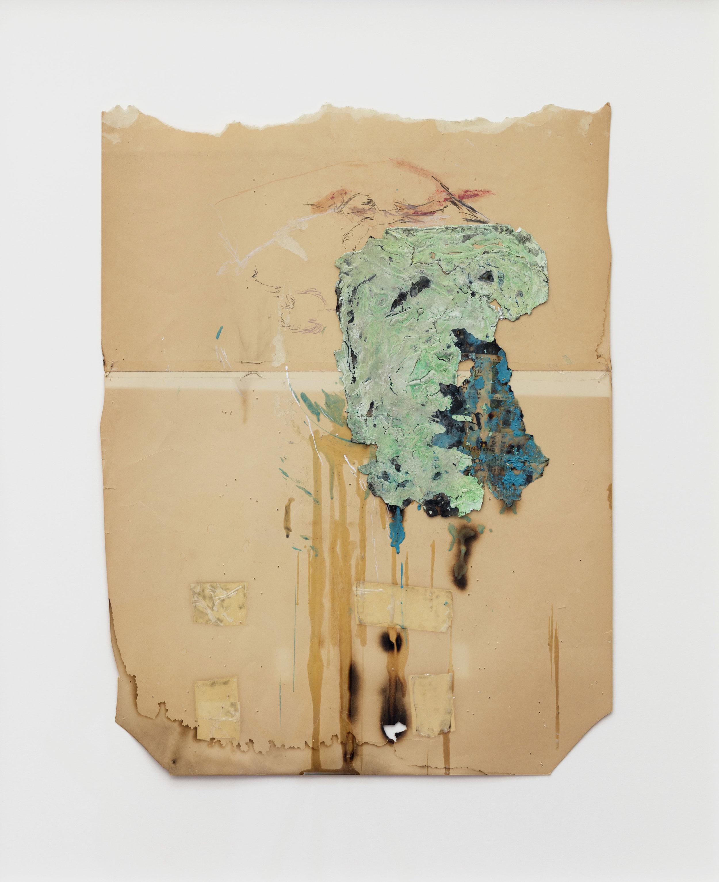 Anohni,  Green Angel of Death , 2016. Courtesy Nikolaj Kunsthal.