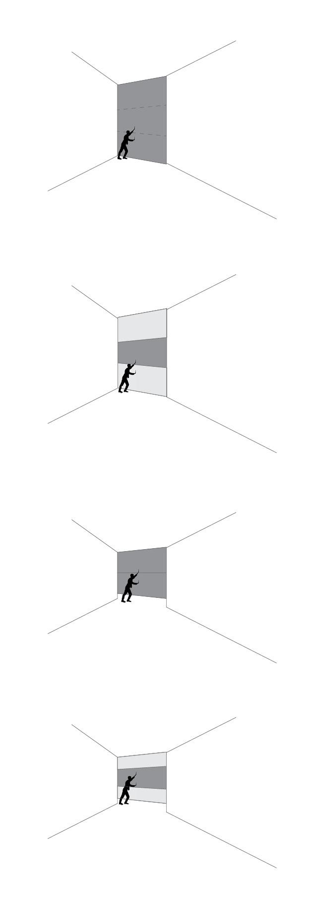Vitrocsa minimal windows and doors large glazed guillotine sash panel not IQGlass