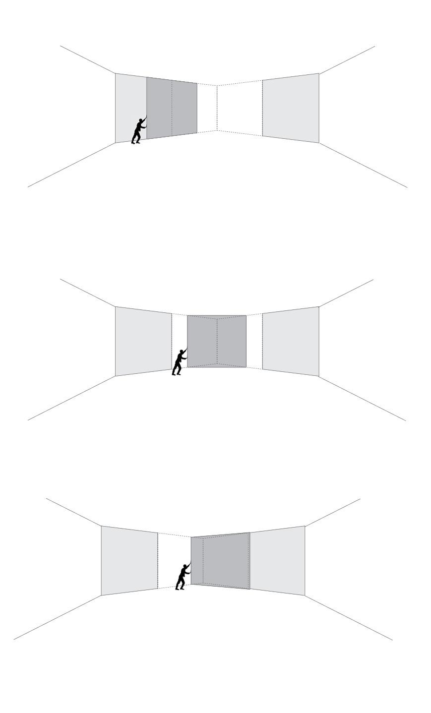 Vitrocsa minimal windows and doors large glazed turnable corner panel not Keller