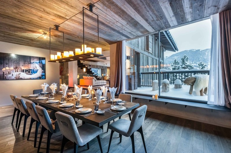 BLOSSOM HILL CHALET - WORLDWIDE PROJECT