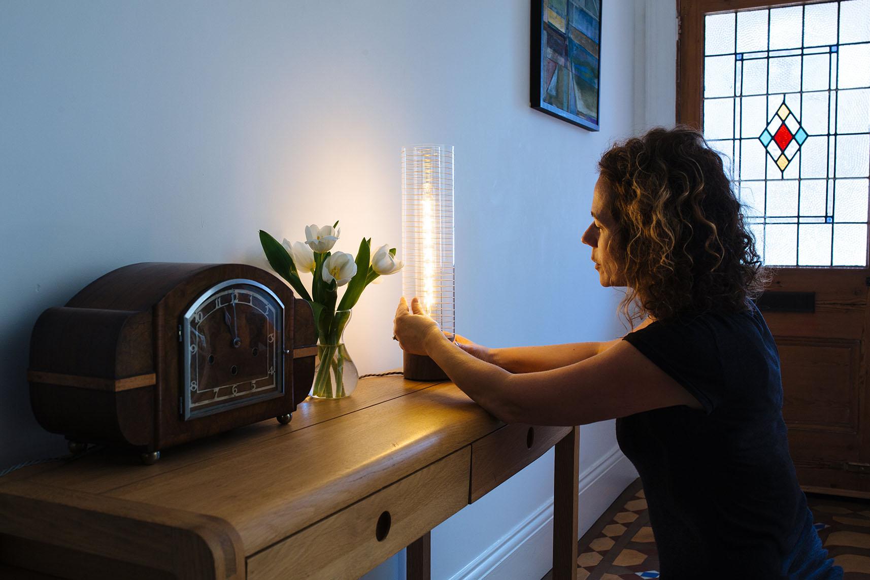 Luna Lamp Classic www.l-ight.co.uk