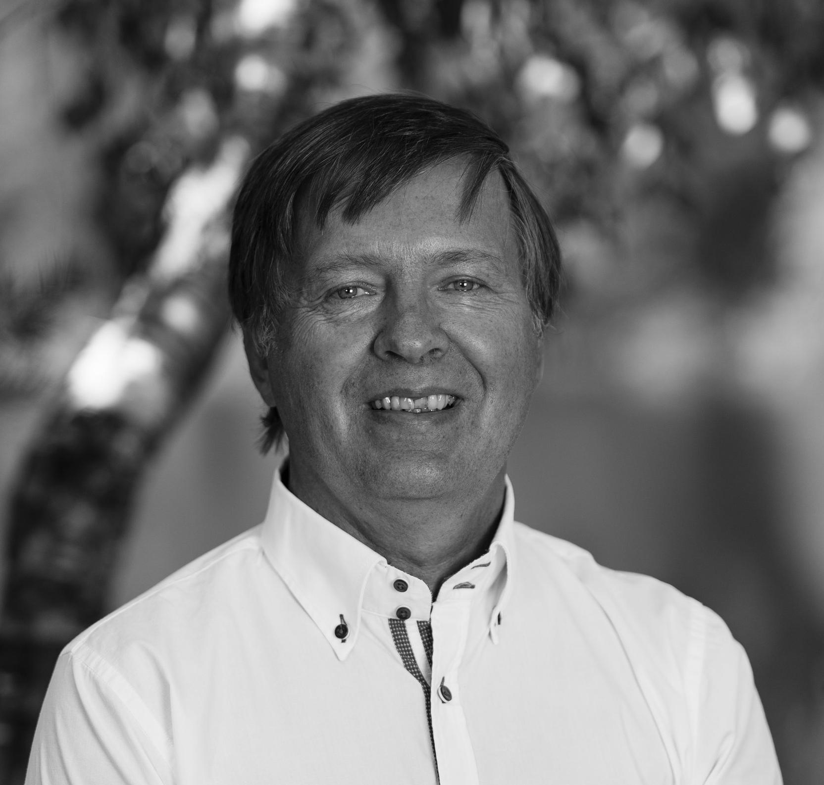 Svein Arne Thrana  Foto: Geir Egil Skog