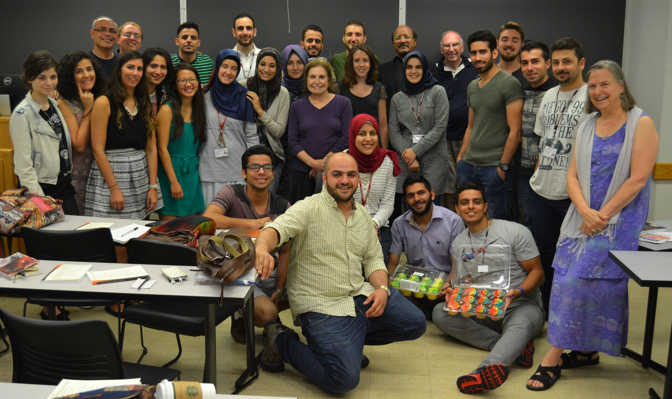 Click above to see additional pictures from Summer 2016 SUSI!