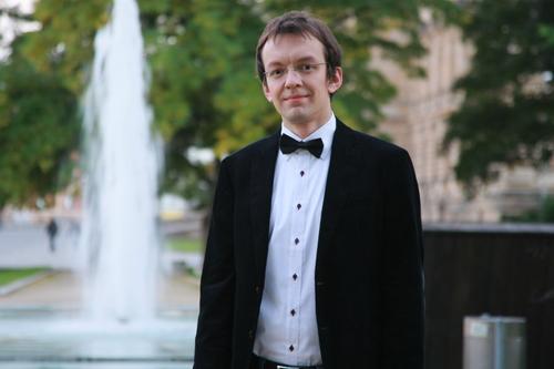 Igor Gryshyn - Klavier
