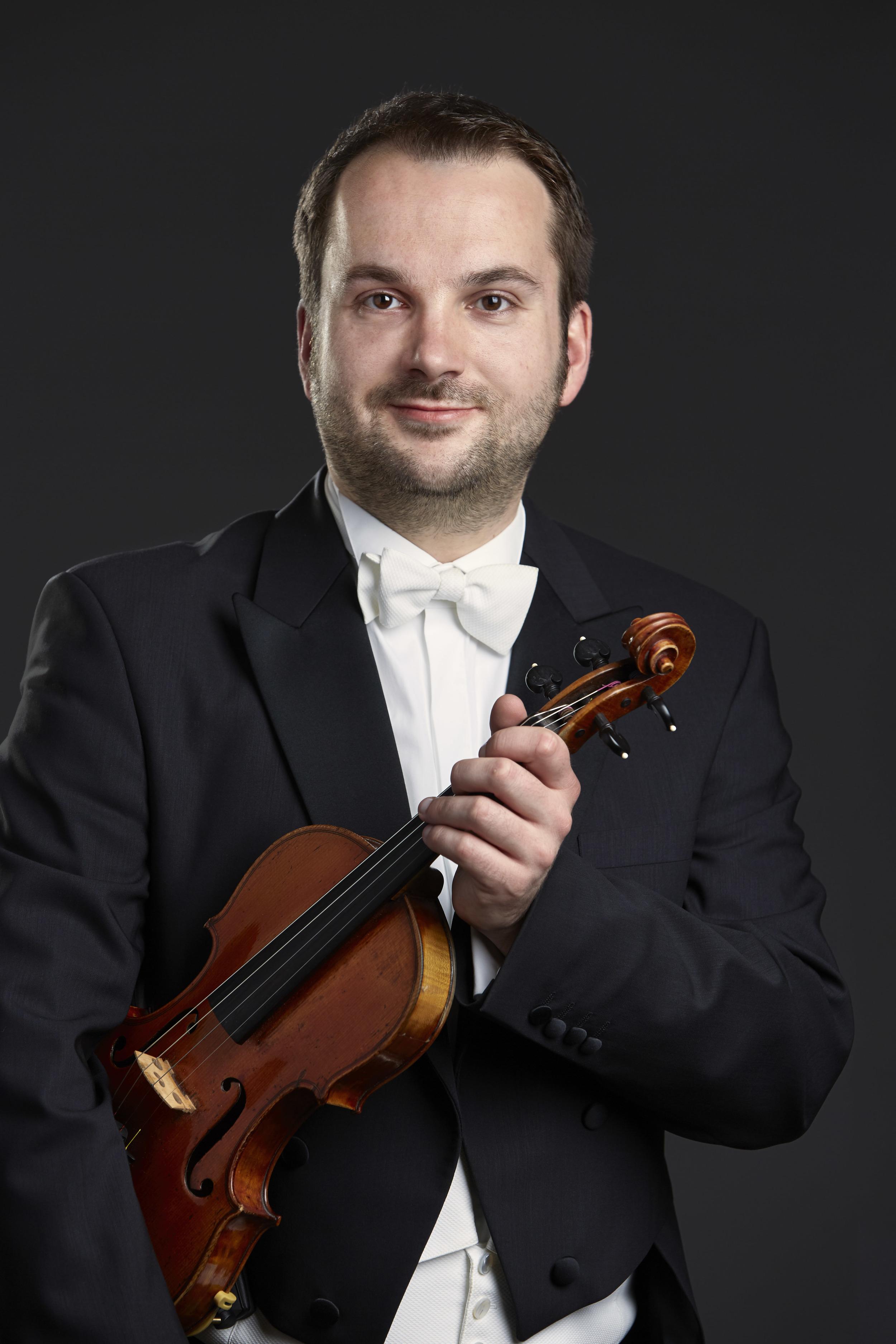Karl Heinrich Niebuhr - Violine
