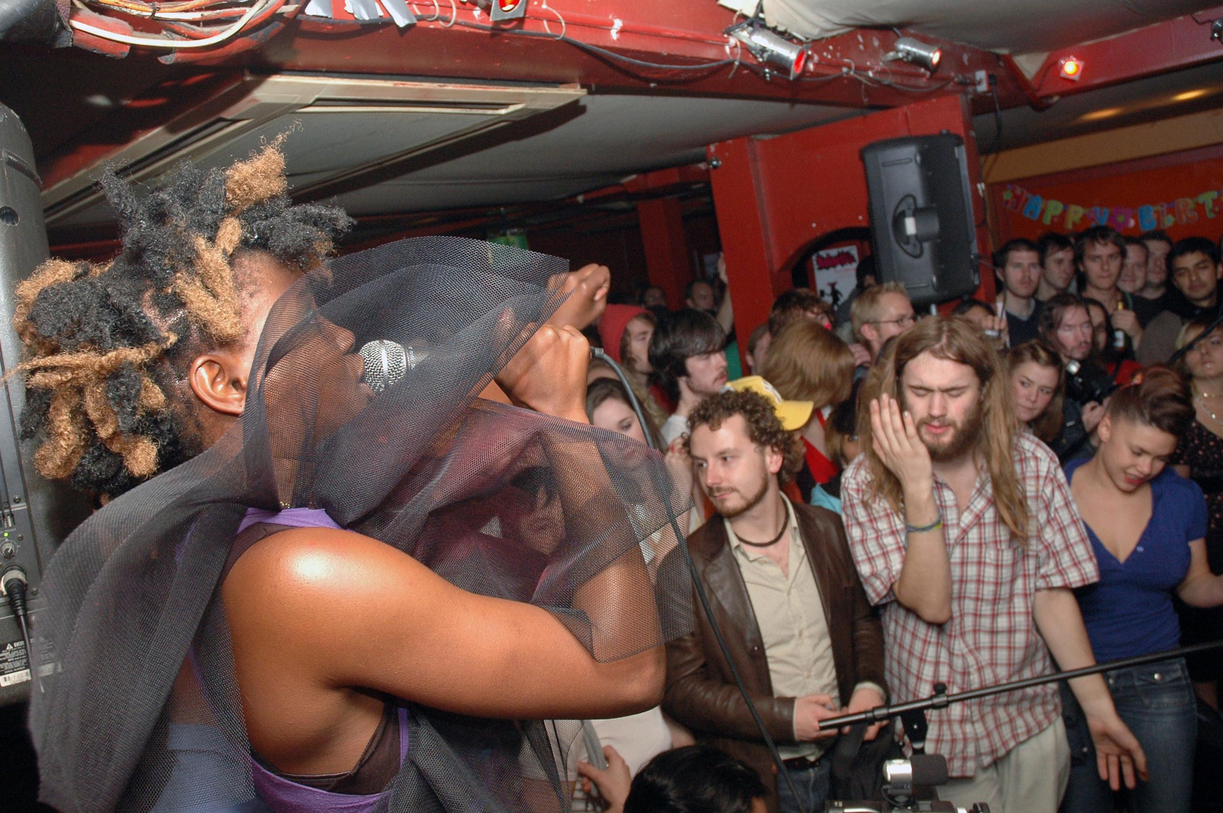 Noisettes - Buffalo Bar 2006
