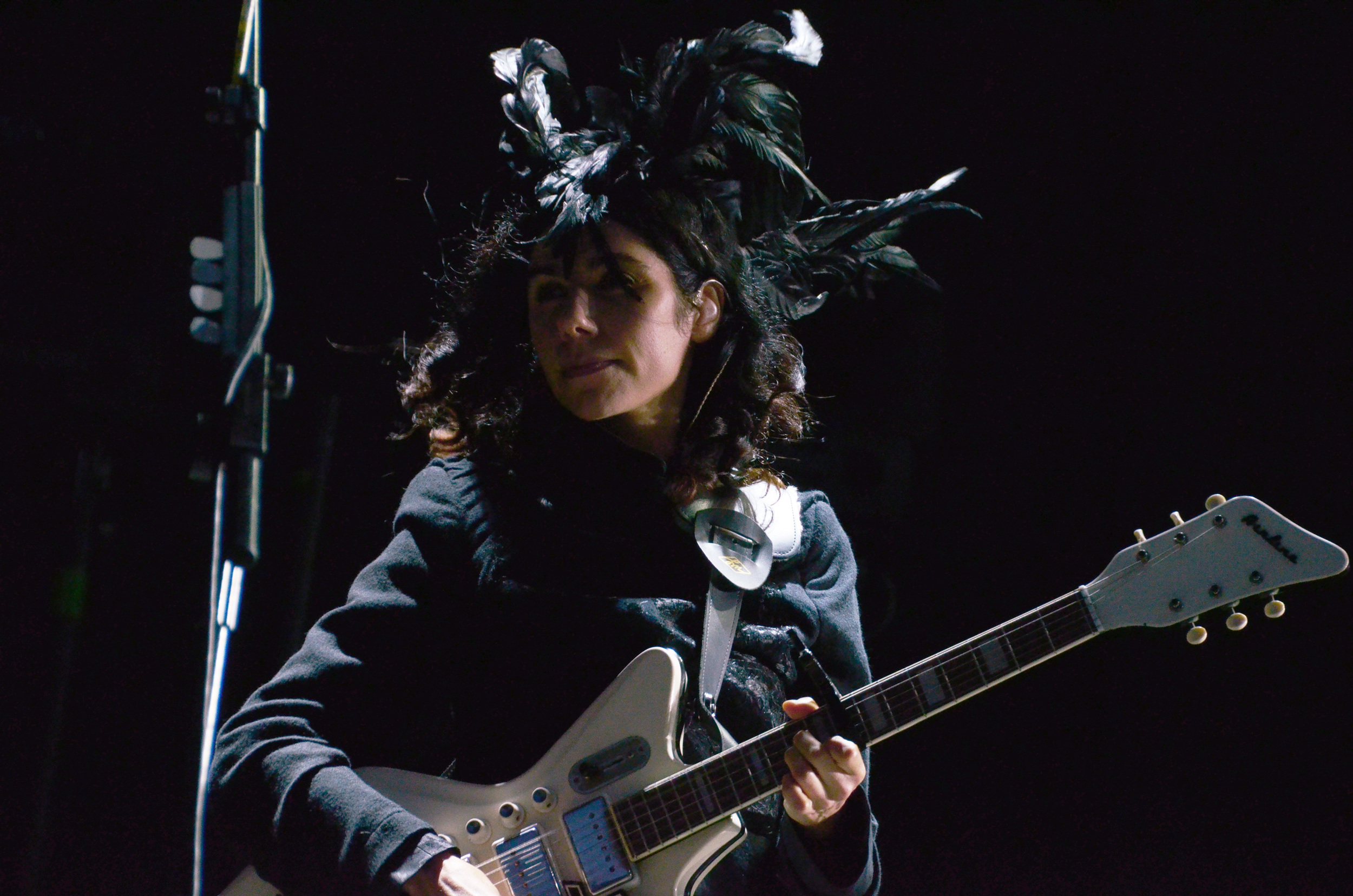 PJ Harvey - Bestival 2011